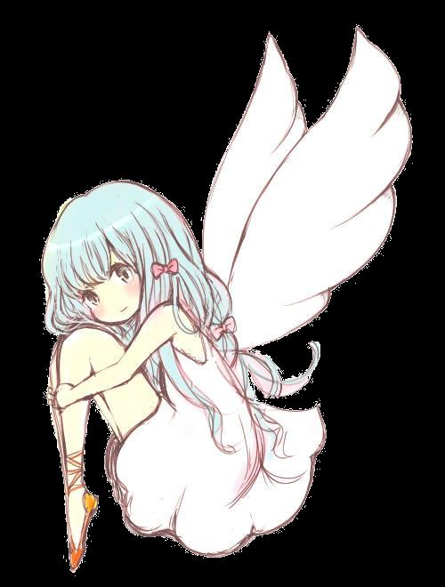 Chibi Angel Wings : chibi, angel, wings, Anime, Angel, Render, Feary-Bad-Day, DeviantART, Girl,, Angel,, Wings, Drawing