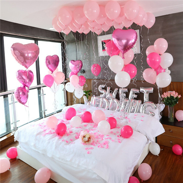 Room Decoration For Newly Married Couple Wedding Room Decorations First Night Wedding