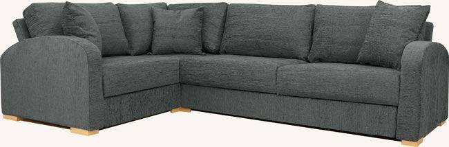 Arc 3x2 Double Corner Bed L Shaped Sofa Bed Nabru L Shaped