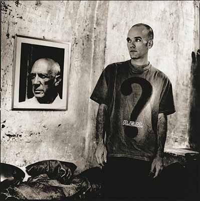Michael Stipe by Anton Corbijn