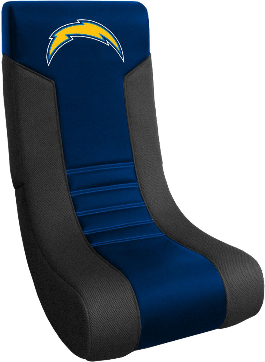 Brilliant San Diego Chargers Collapsible Video Chair Gaming Chair Machost Co Dining Chair Design Ideas Machostcouk