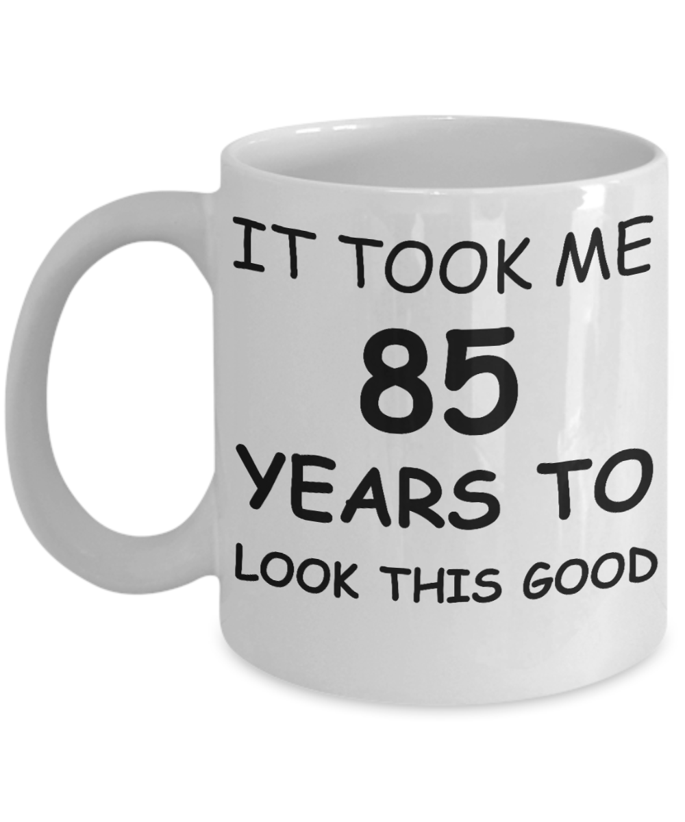 85th Birthday Gifts For Men Women Gift Mugs