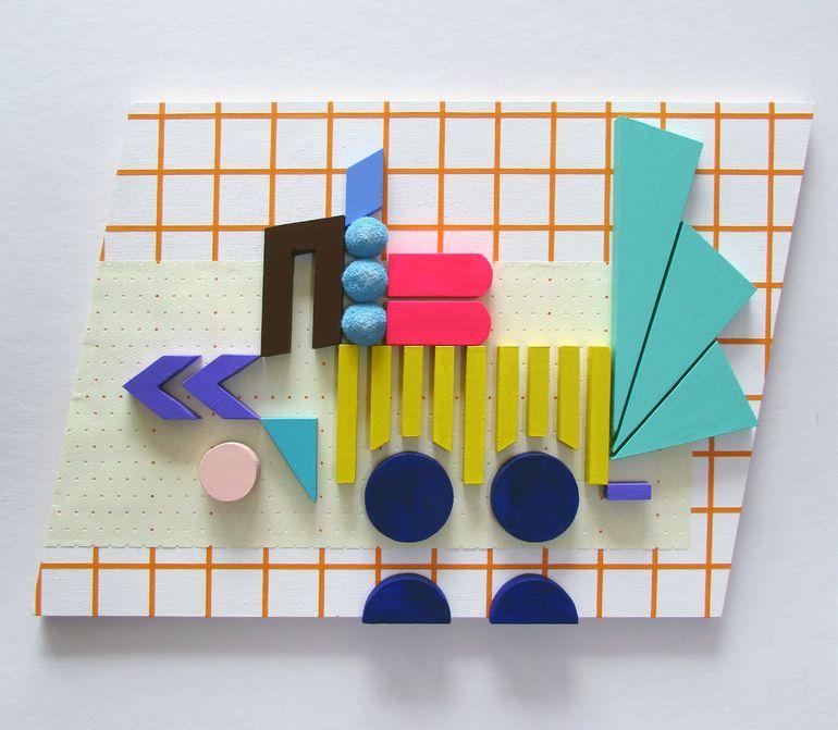 """Saatchi Art Artist: Hyesoo You; Wood 2014 Sculpture """"Komponiren"""""""