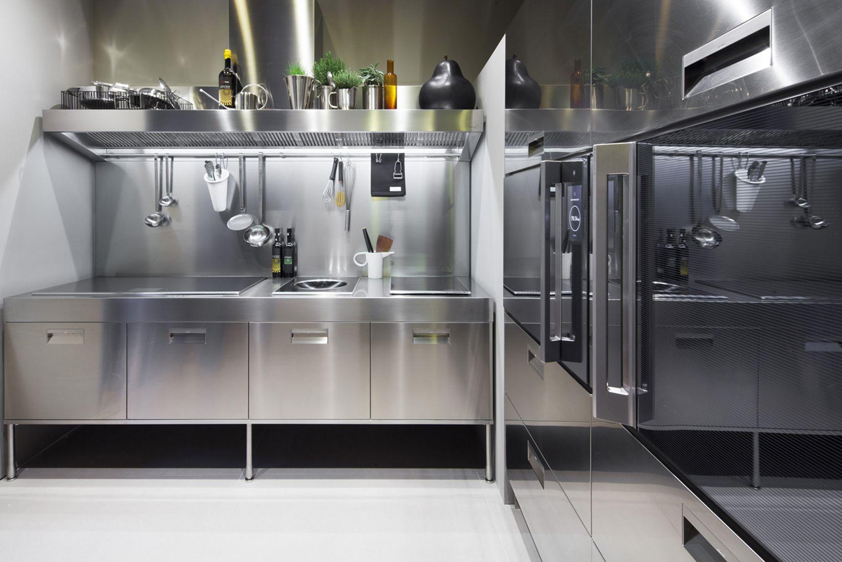 Gallery of come avere una cucina professionale a casa - Cucina ...