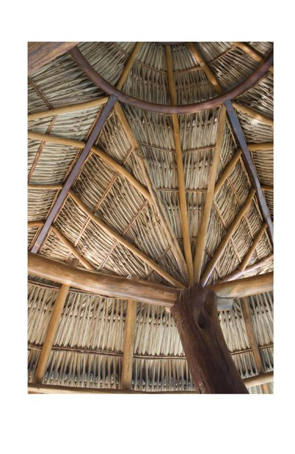 The Palapa Roof Dreamy Mexico In 2019 House Design