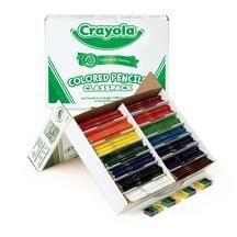 Crayola Colored Pencils Set Of 462 Crayola Colored Pencils