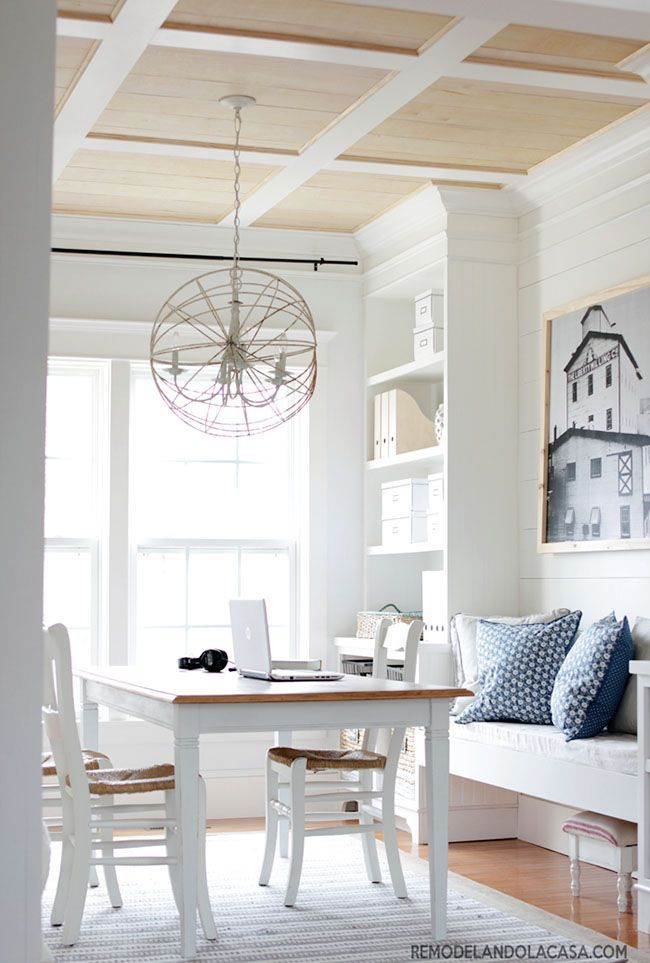Four Great Looking DIY Ceiling Treatments in 2020 ...