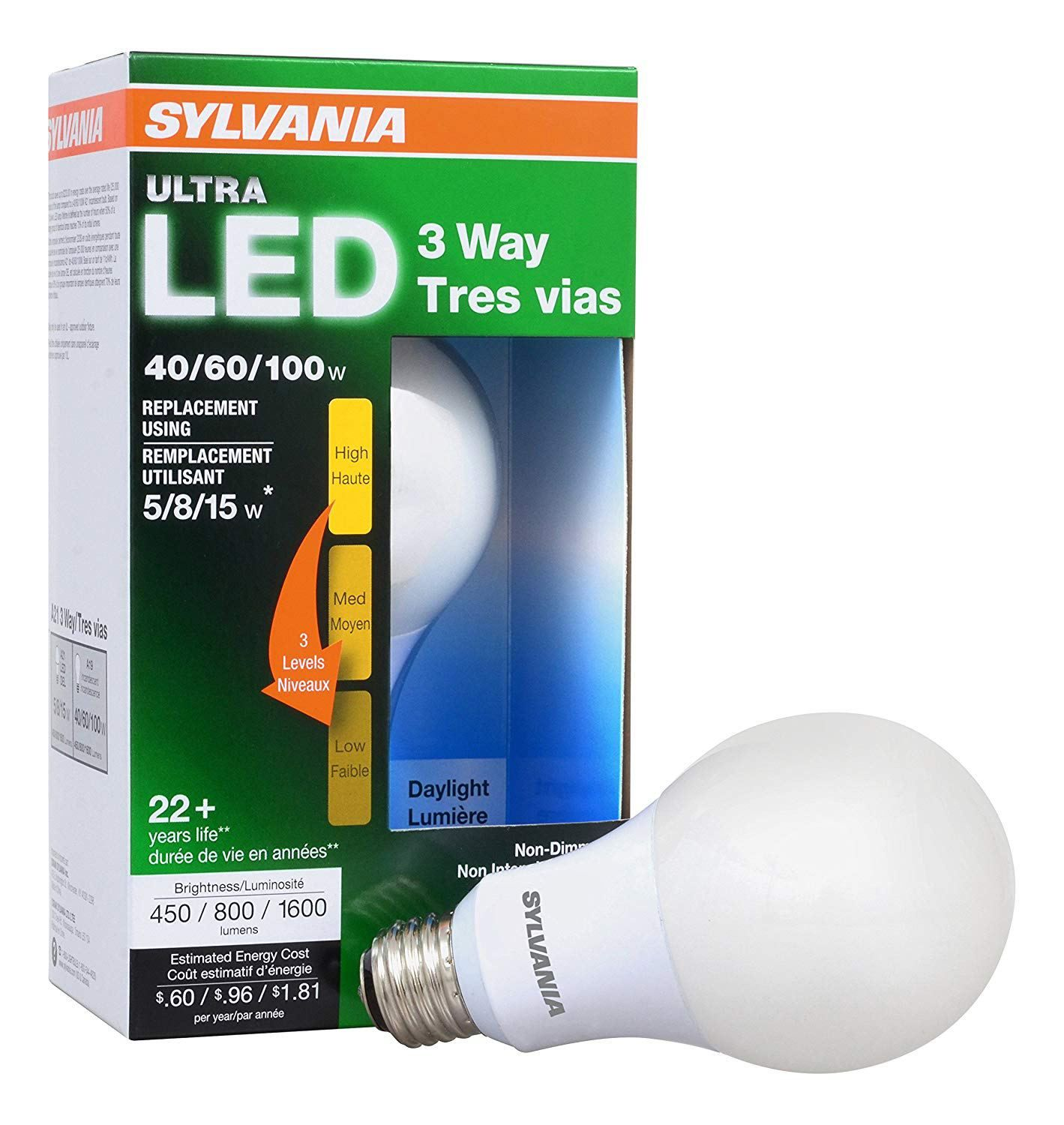 Top 10 Best 3 Way Led Bulb Review