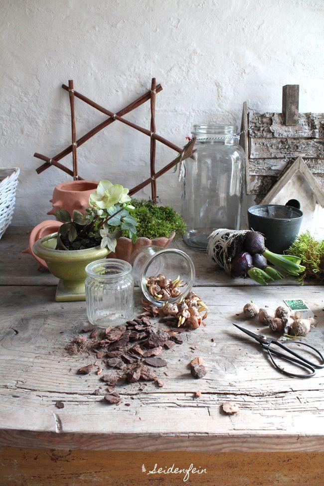 seidenfeins Blog vom schönen Landleben: 21. drinnen & draußen * inside & outside