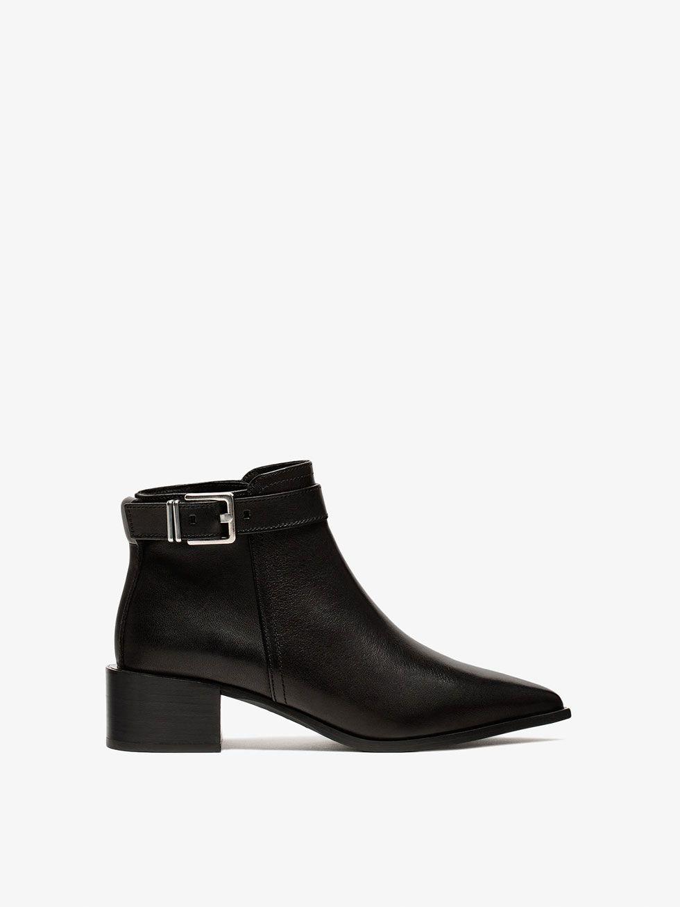 Mujer Massimo Dutti Botines Zapatos EspañaEn srdhQCt