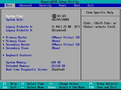 System Bios Boot Keys For Laptops Desktop Pcs