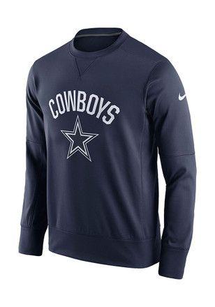 443f58d5ed0ec Dallas Cowboys Kids Navy Blue Practice T-Shirt | NFL - Dallas ...