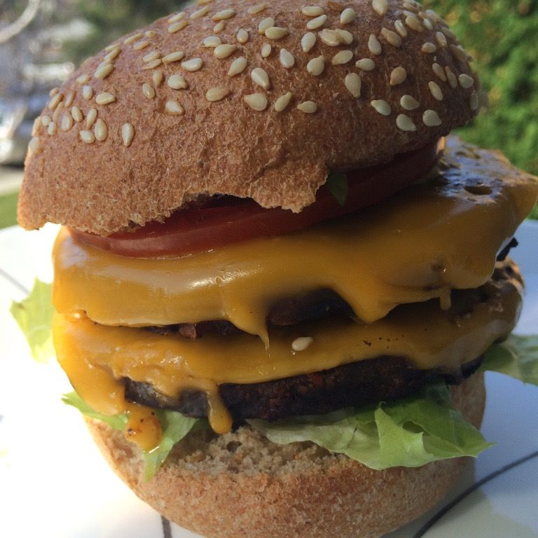 Sept 15 National Double Cheeseburger Day (With images