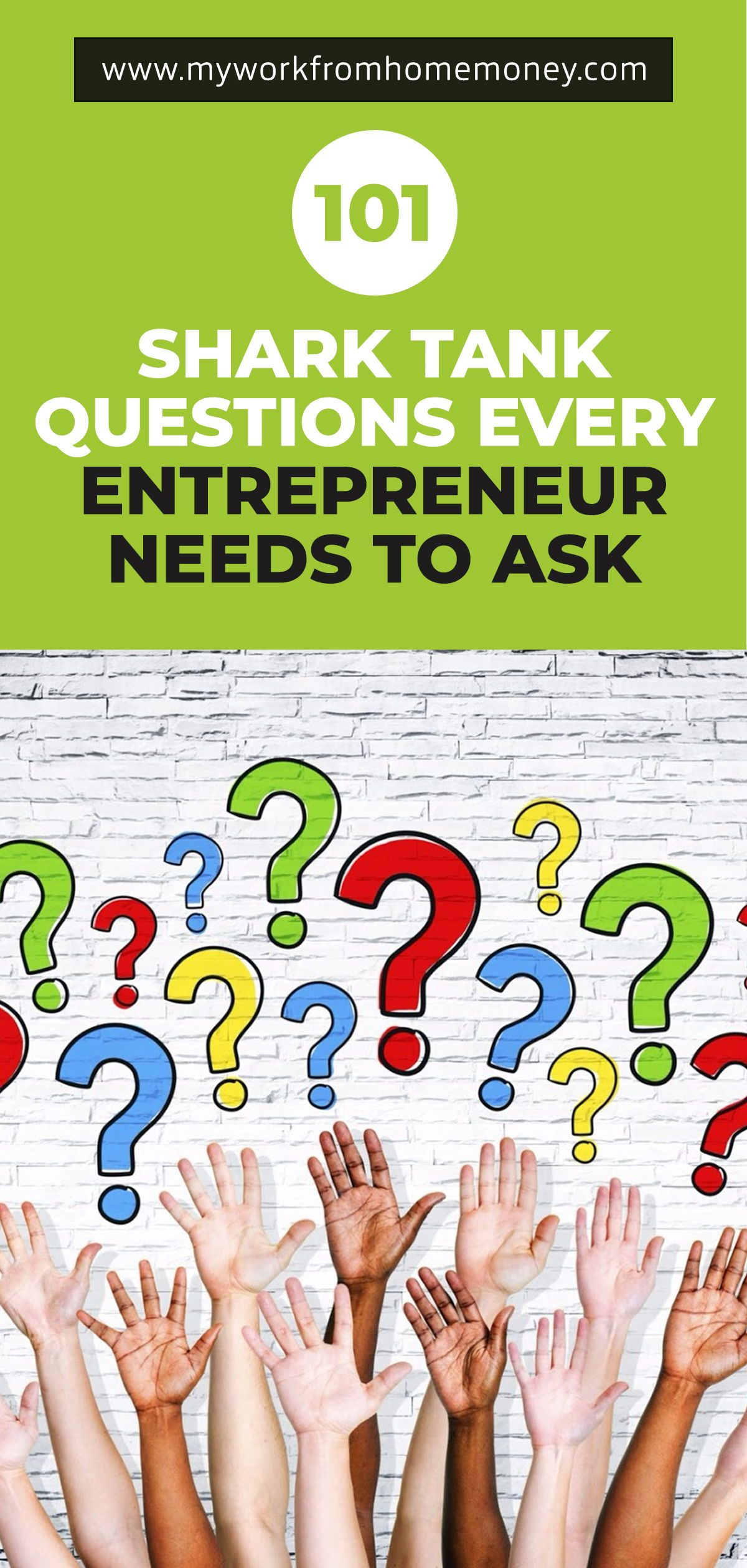 Use these Shark Tank questions to grow your business even