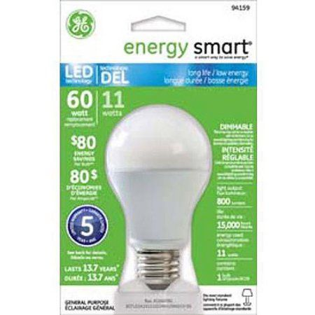 Household Essentials Led Bulb General Electric