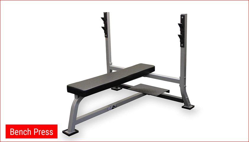 Bench Press Gym Equipment Names Gym Machine Names Gym Equipment Guide