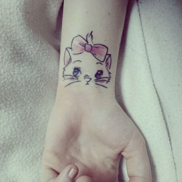 Because I M A Lady That S Why Aristocats Neue Tattoos