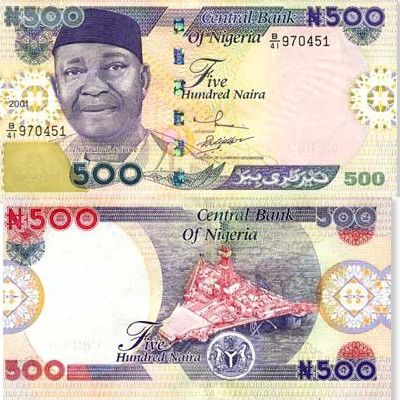 Important Life And Business Lessons To Learn From A 500 Naira Note