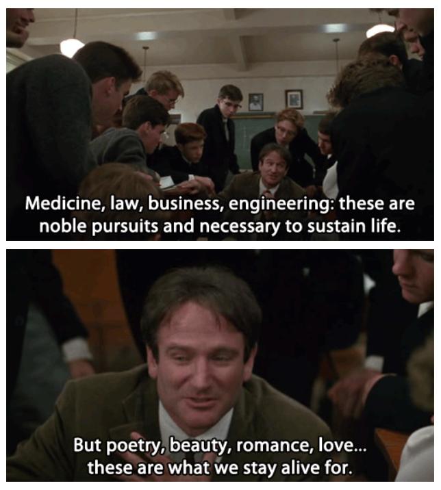 Dead Poets Society 1989 Dead Poets Society Movie Quotes Dead Poets