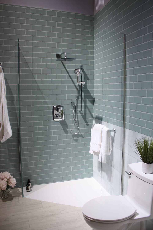 Wege Um Ihr Badezimmer Zu Senken Umbaukosten Duschwand Glas