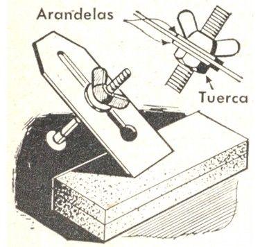 Soporte Que Fija El Angulo Al Afilar Cuchillas De Cepillo O Garlopa Mi Herramientas Manuales De Carpinteria Herramientas De Carpinteria Herramientas Manuales