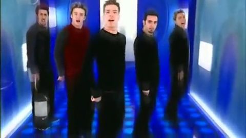 Bye Bye Bye By N Sync Boy Bands Nsync Music Videos