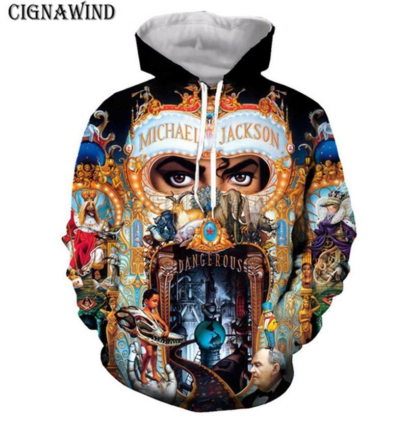 King of Pop Michael Jackson 3D Print Men//Women/'s hoodies Sweatshirts Pullovers