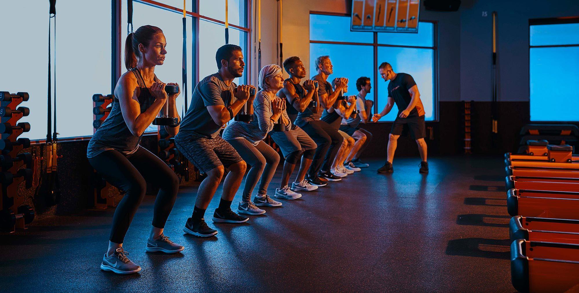 Orangetheory Fitness Gym Near Me Try A Free One Hour Workout Orange Theory Workout Hour Workout Gyms Near Me