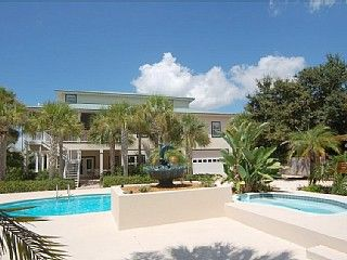 Villa Rosa - Huge 9 BR Home with Private Pool & Game Room!  This is beautiful!