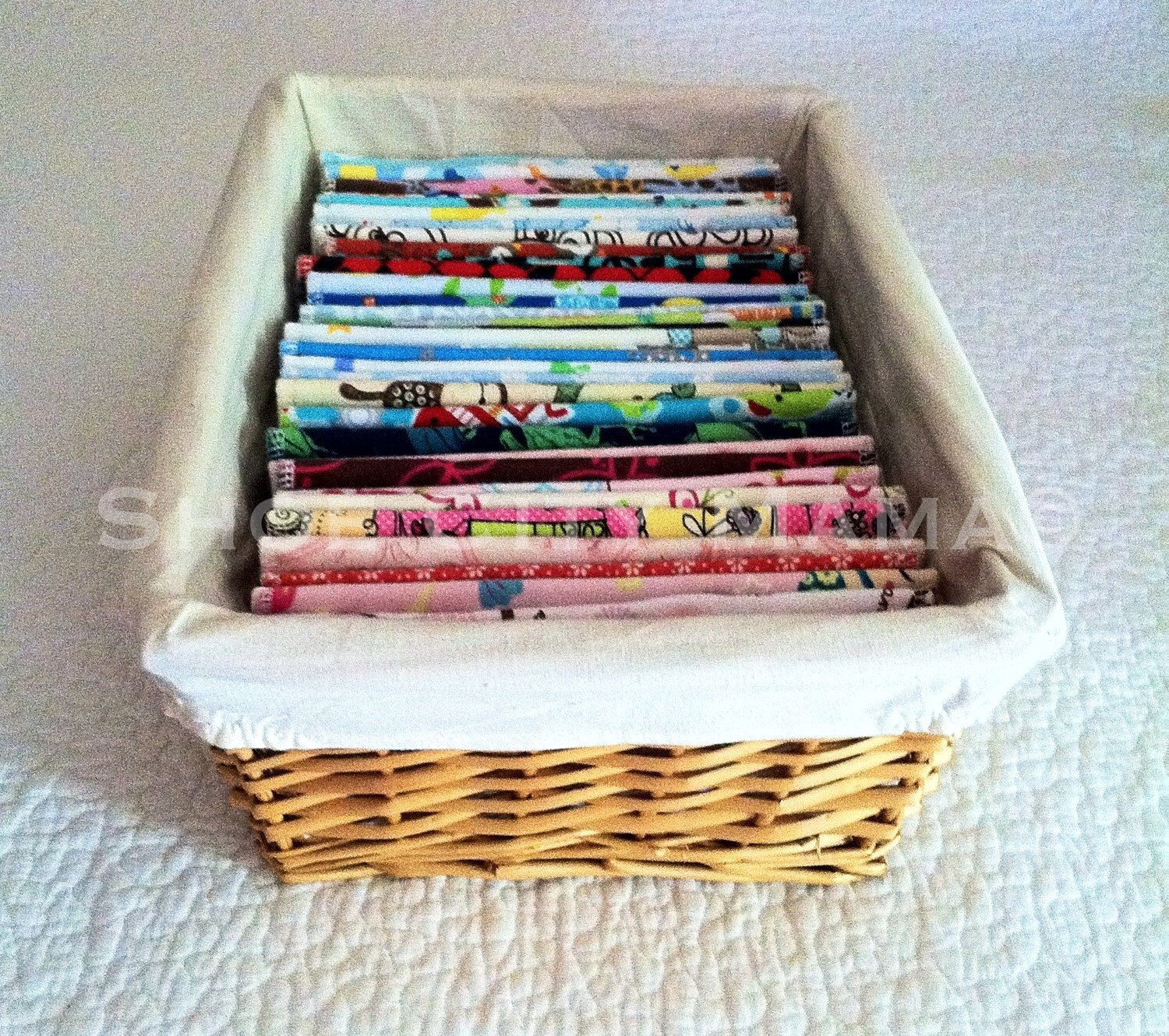 "36 Flannel Double Layer 8"" x 8"" Reusable Family Cloth Baby Wipes"