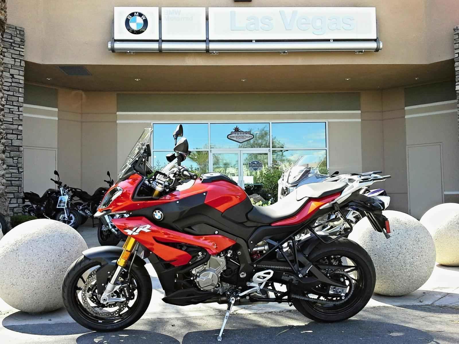 BMW Motorcycles Las Vegas >> 2016 Bmw S 1000xr Demo Bmw Motorcycle Bmw Dealer Bmw