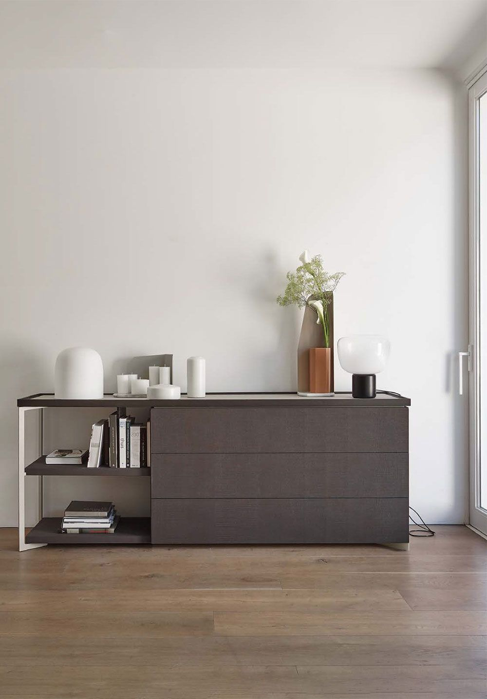 Console Ligne Roset Estampe Sideboard Designed By Noé Duchaufour Lawrance For Ligne