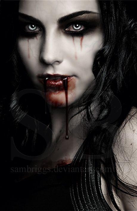 A m y L e e ~ V a m p i r e Vampires Pinterest Vampiros
