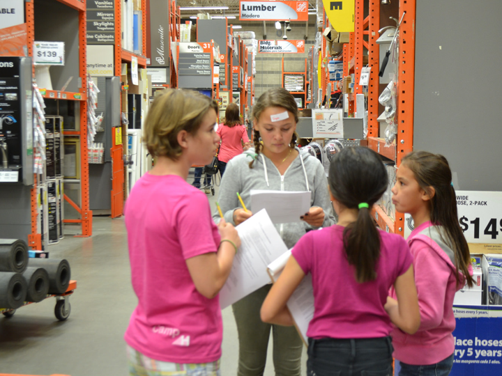 Home Depot Events