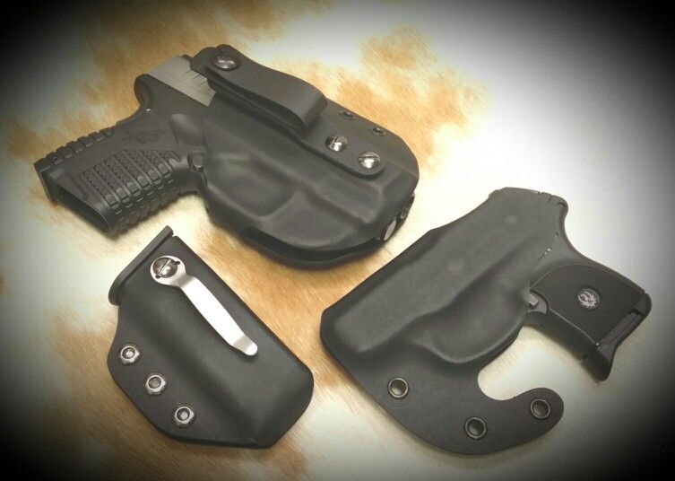 Inversion Holster,  Pocket Holster and Pocket Mag from WW Tactical Systems.