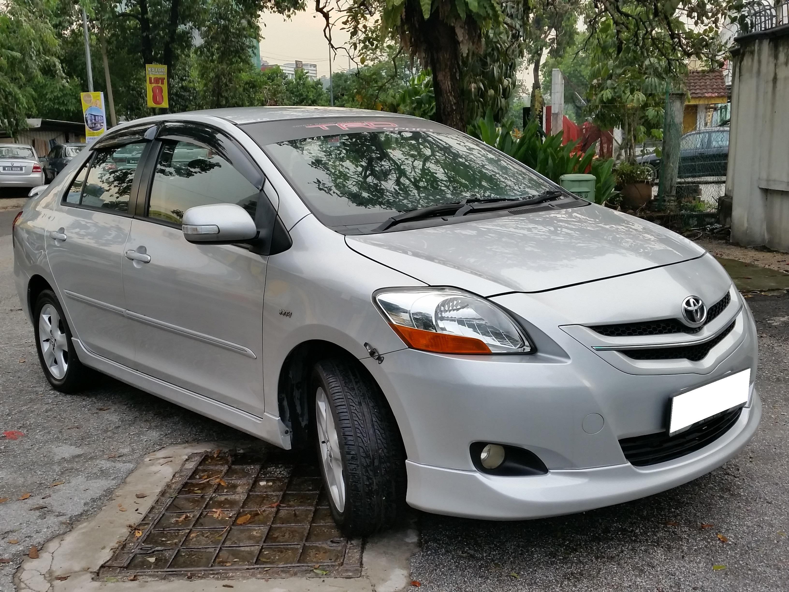 Kelebihan Kekurangan Toyota Vios 2009 Spesifikasi