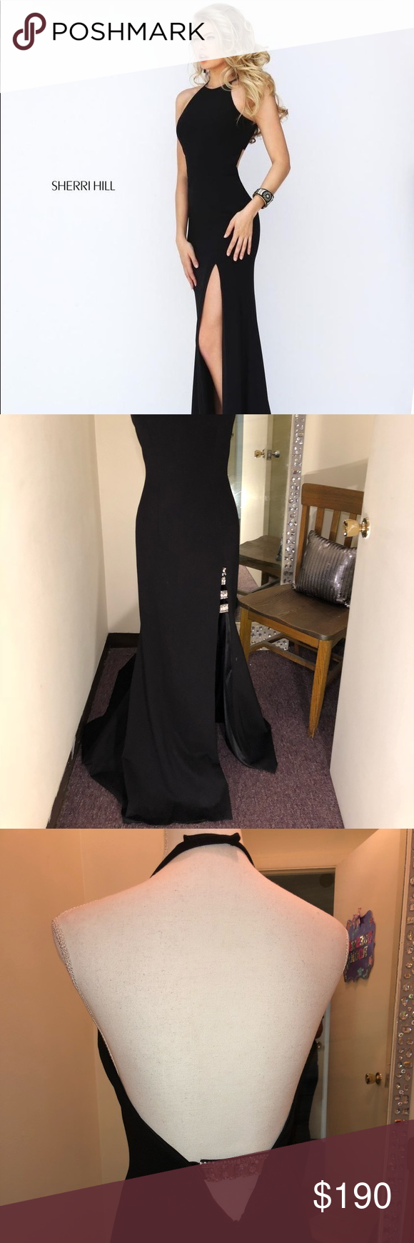 Sherri hill dress in my posh picks pinterest dresses