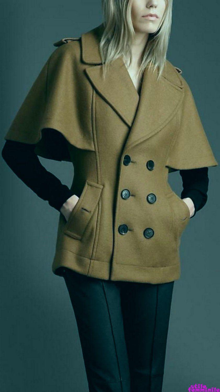 Photo of 27+ alla Moda di abbigliamento Invernale con Cape
