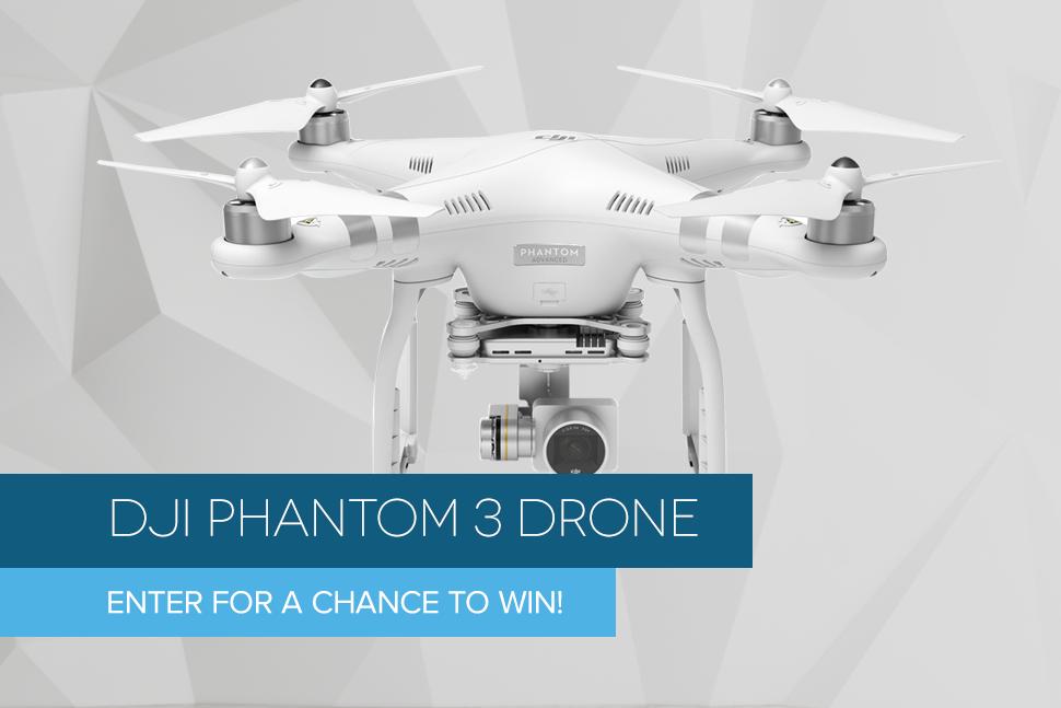DT Giveaway: DJI Phantom 3 drone | Digital Trends