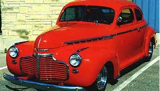 1942 chevy business coupe   - Bing Images | CHEVY CLASSICS