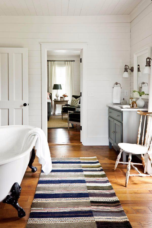 Take a tour through this historic farmhouse