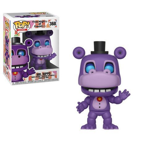 Funko Five Nights At Freddy/'s 6 Pizza Sim-Helpy Brand New In Box POP Games