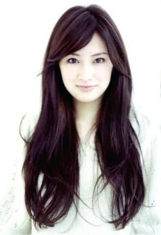 Image Result For Side Swept Bangs With Long Hair Long Hair Styles Asian Long Hair Hair Styles