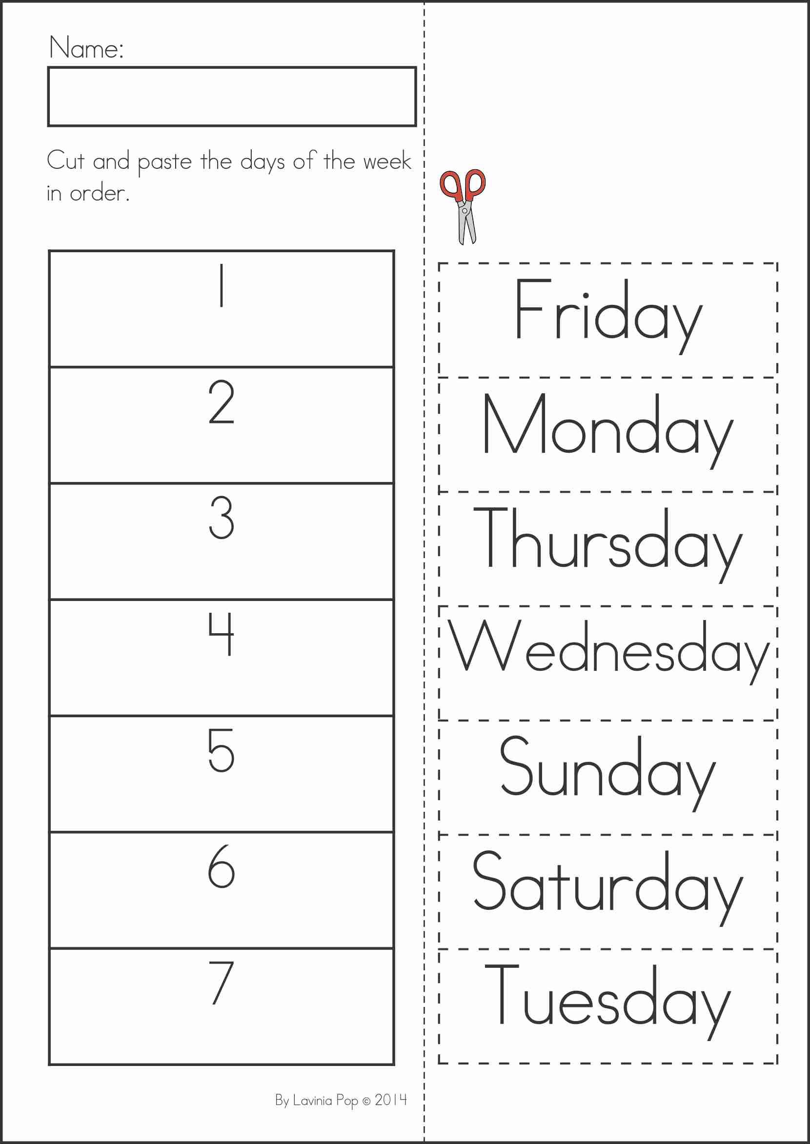 worksheet Sorting Worksheets For Kindergarten summer review literacy and worksheets