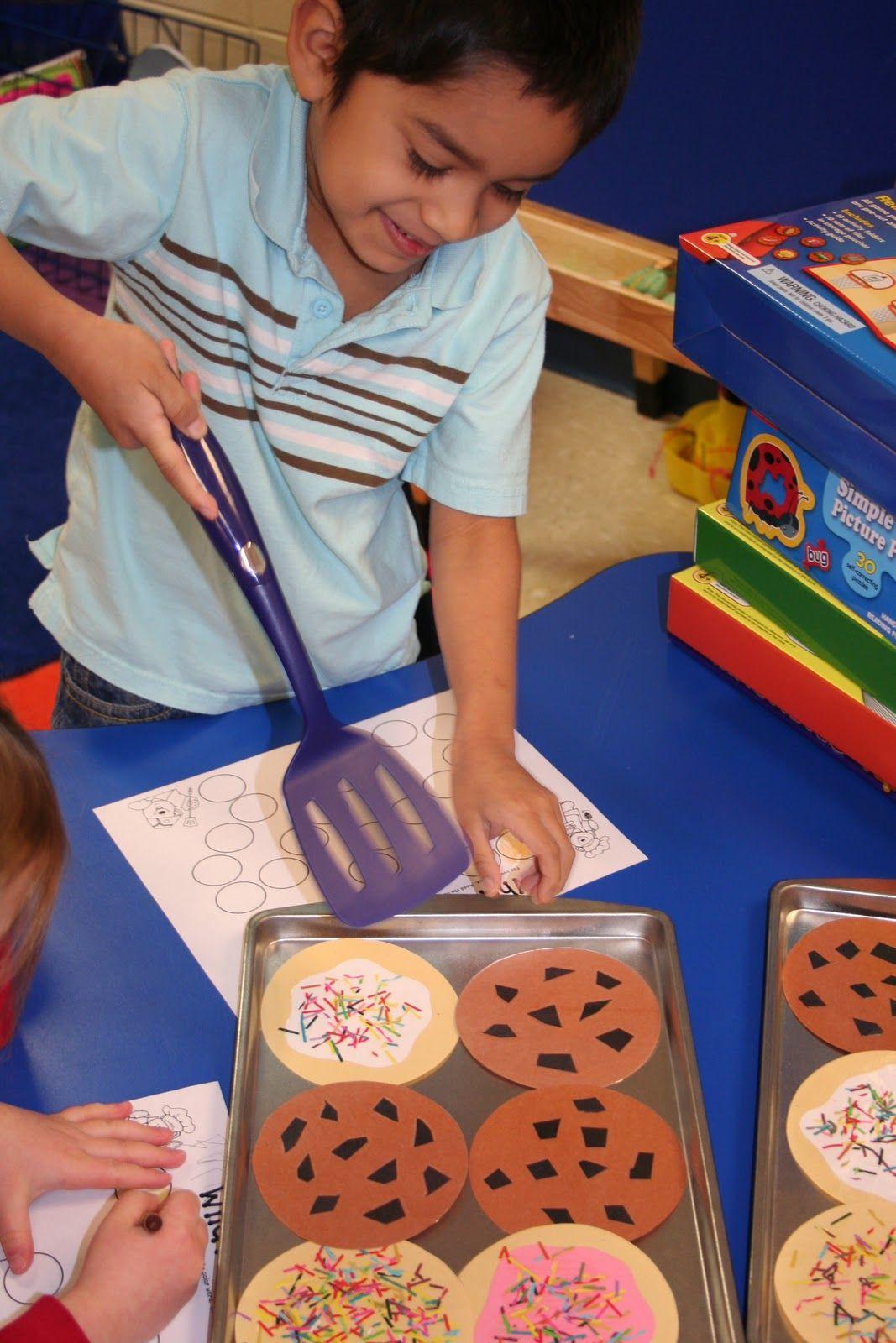 Mrs. Lee's Kindergarten: Community Helpers and Career Day