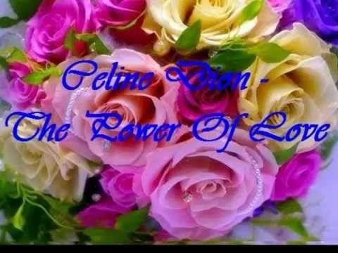 Anniversario Di Matrimonio Musica.Buon Anniversario Di Matrimonio Celine Dion The Power Of Love