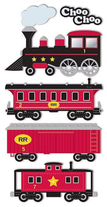 Train Red Train Template Train Clipart Train Theme