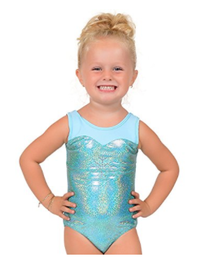 6a049a6ccfd3 Elsa Leotard with Snowflake Crystals