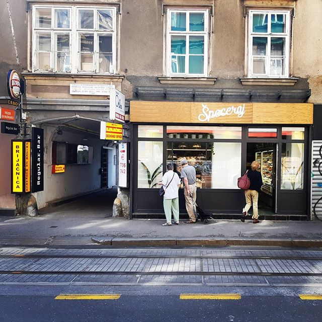Zagreb Lokaciji Ilica 65 Radno Vrijeme Ponedjeljak Subota 8 20 Nedjelja 8 13 Speceraj Street View Places Street