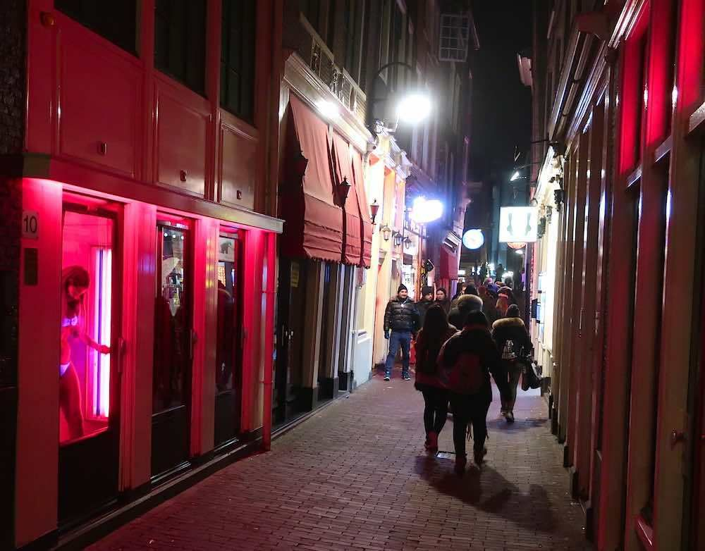 Amsterdam Red Light District Prices Amsterdam Red Light District